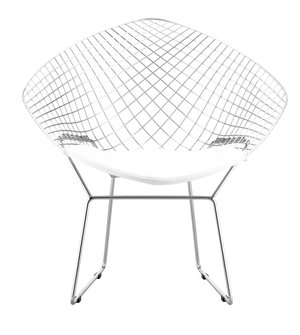 Thumbnail of Zuo Modern Contemporary - Net Dining Chair - Set of 2 - White