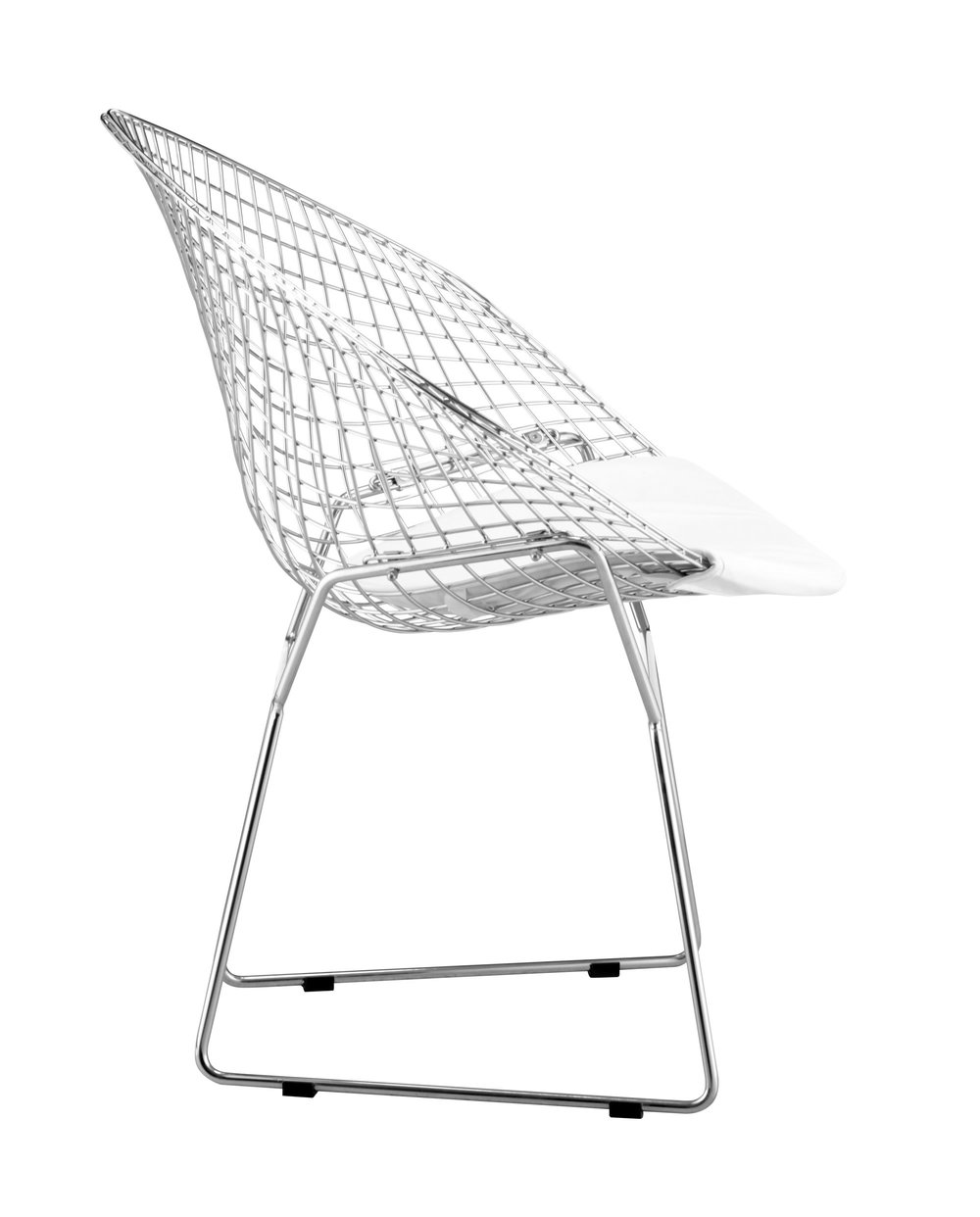 Zuo Modern Contemporary - Net Dining Chair - Set of 2 - White