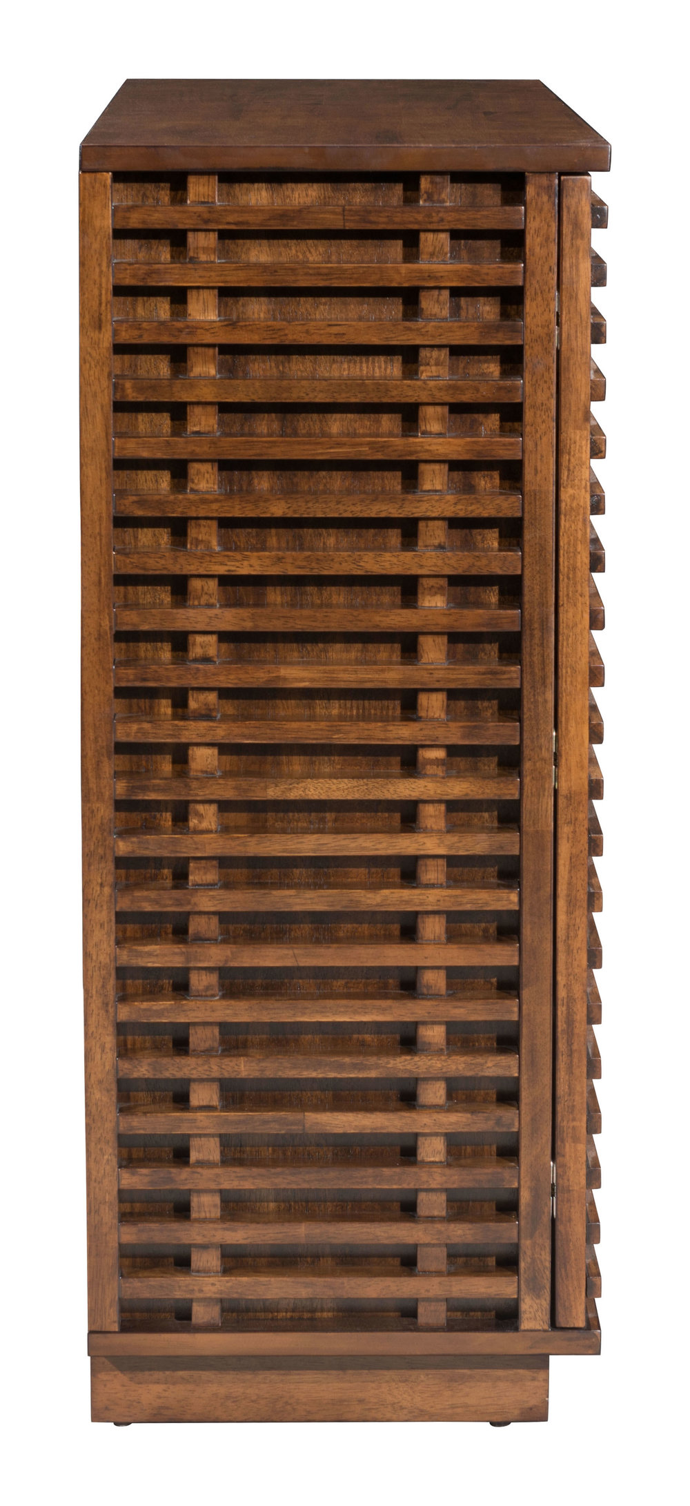 Zuo Modern Contemporary - Linea Cabinet Walnut