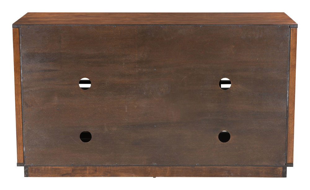 Zuo Modern Contemporary - Linea Credenza Walnut