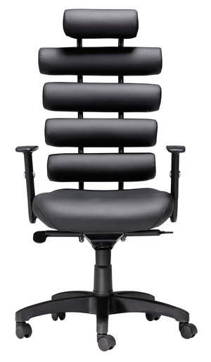 Thumbnail of Zuo Modern Contemporary - Unico Office Chair Black