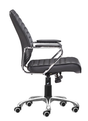 Thumbnail of Zuo Modern Contemporary - Enterprise Low Back Office Chair Black