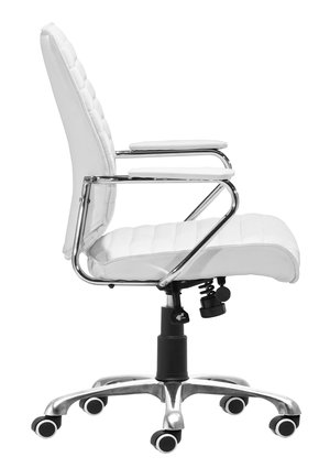 Thumbnail of Zuo Modern Contemporary - Enterprise Low Back Office Chair White