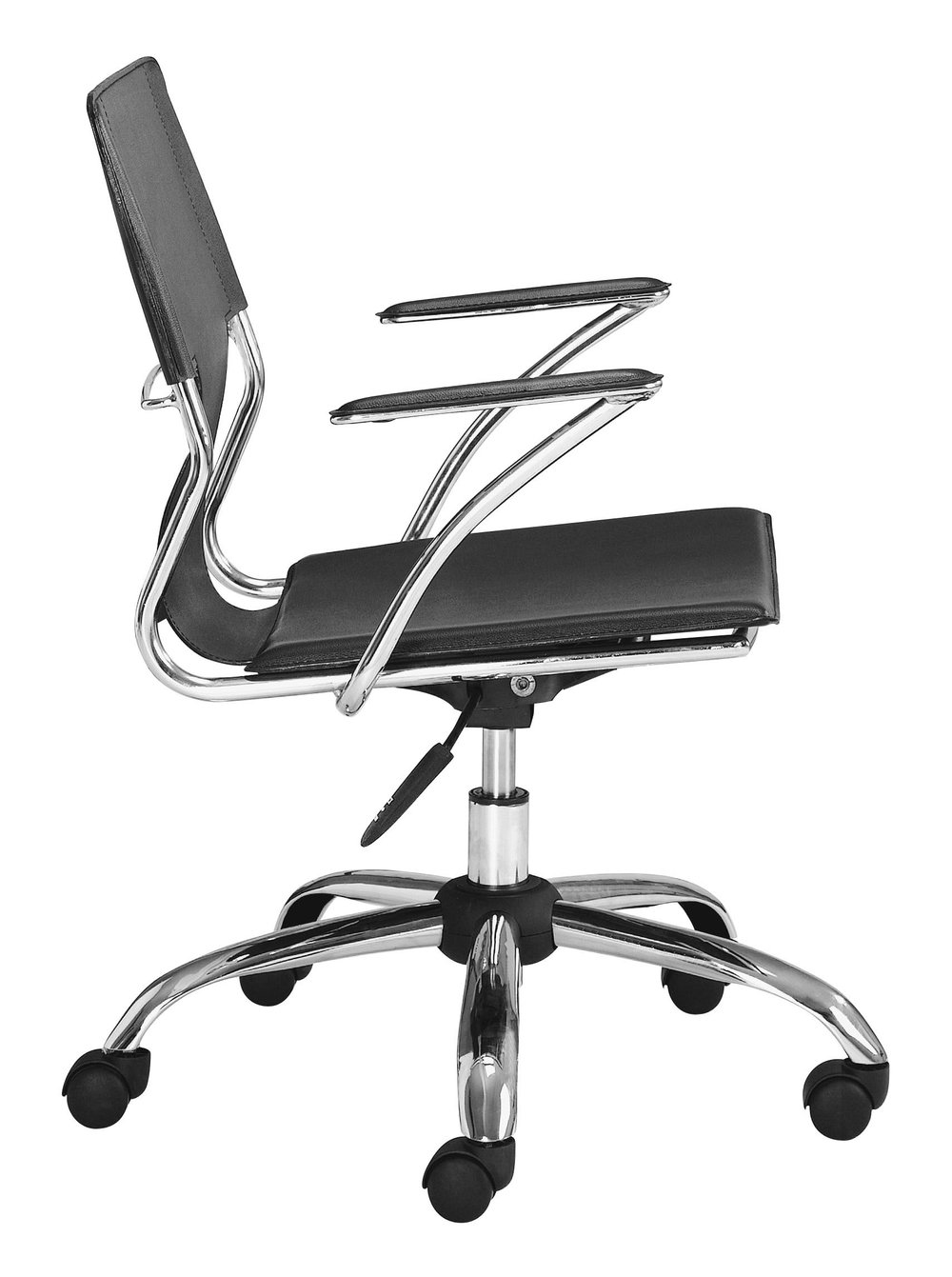 Zuo Modern Contemporary - Trafico Office Chair Black