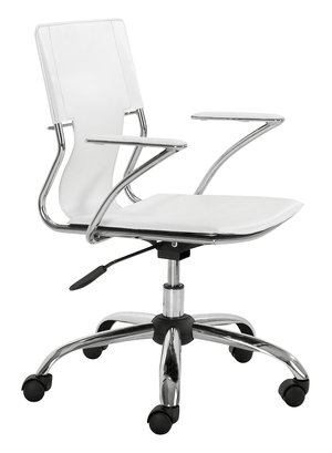 Thumbnail of Zuo Modern Contemporary - Trafico Office Chair White