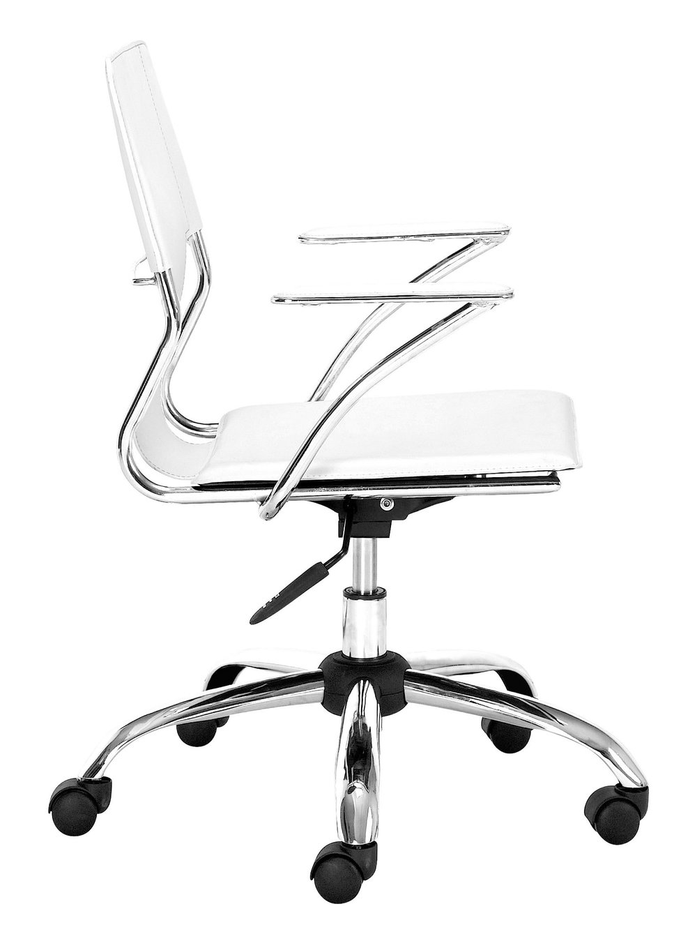 Zuo Modern Contemporary - Trafico Office Chair White