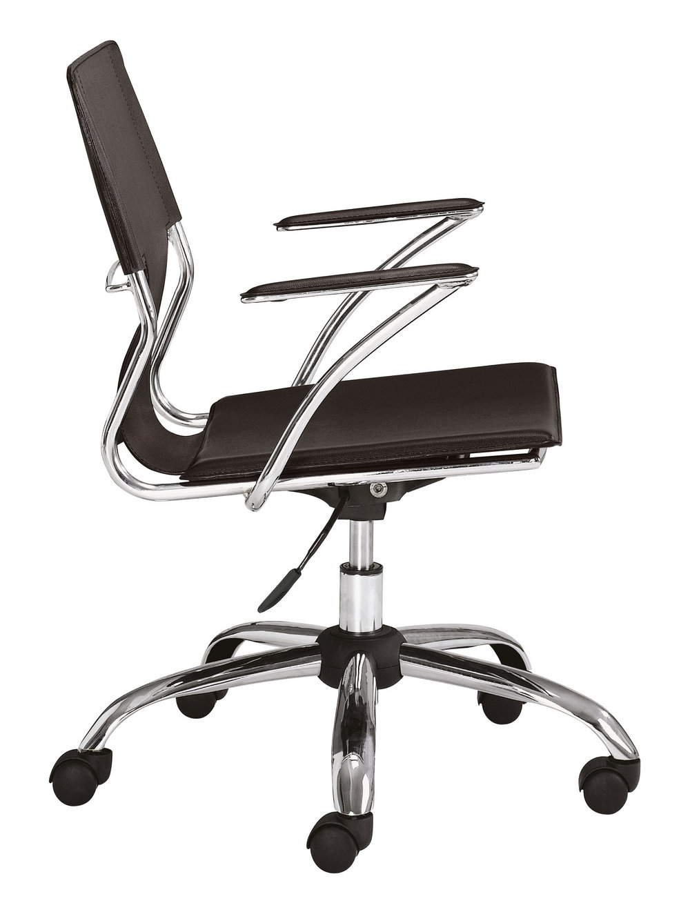 Zuo Modern Contemporary - Trafico Office Chair Espresso