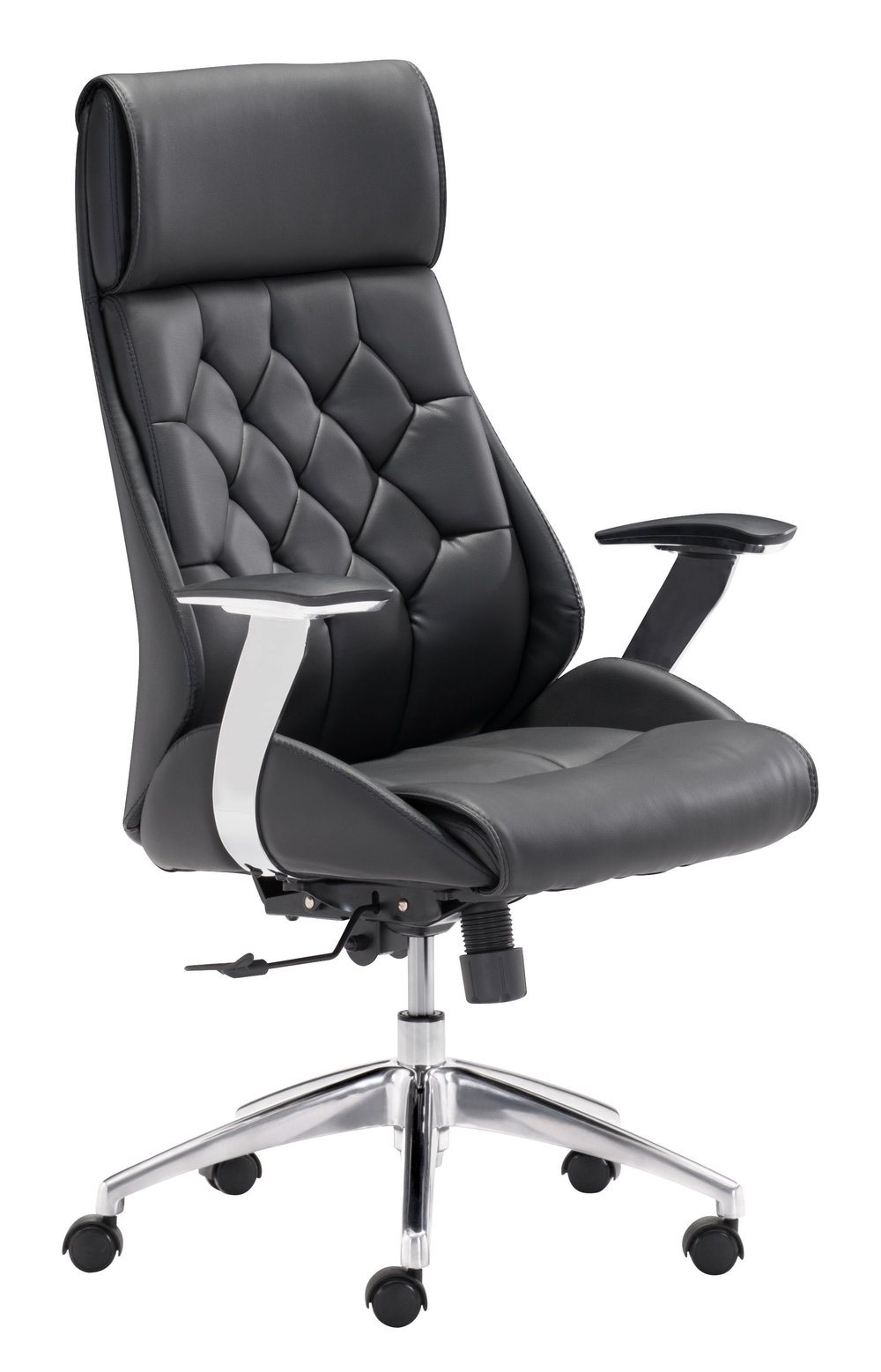 Zuo Modern Contemporary - Boutique Office Chair Black