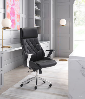 Thumbnail of Zuo Modern Contemporary - Boutique Office Chair Black