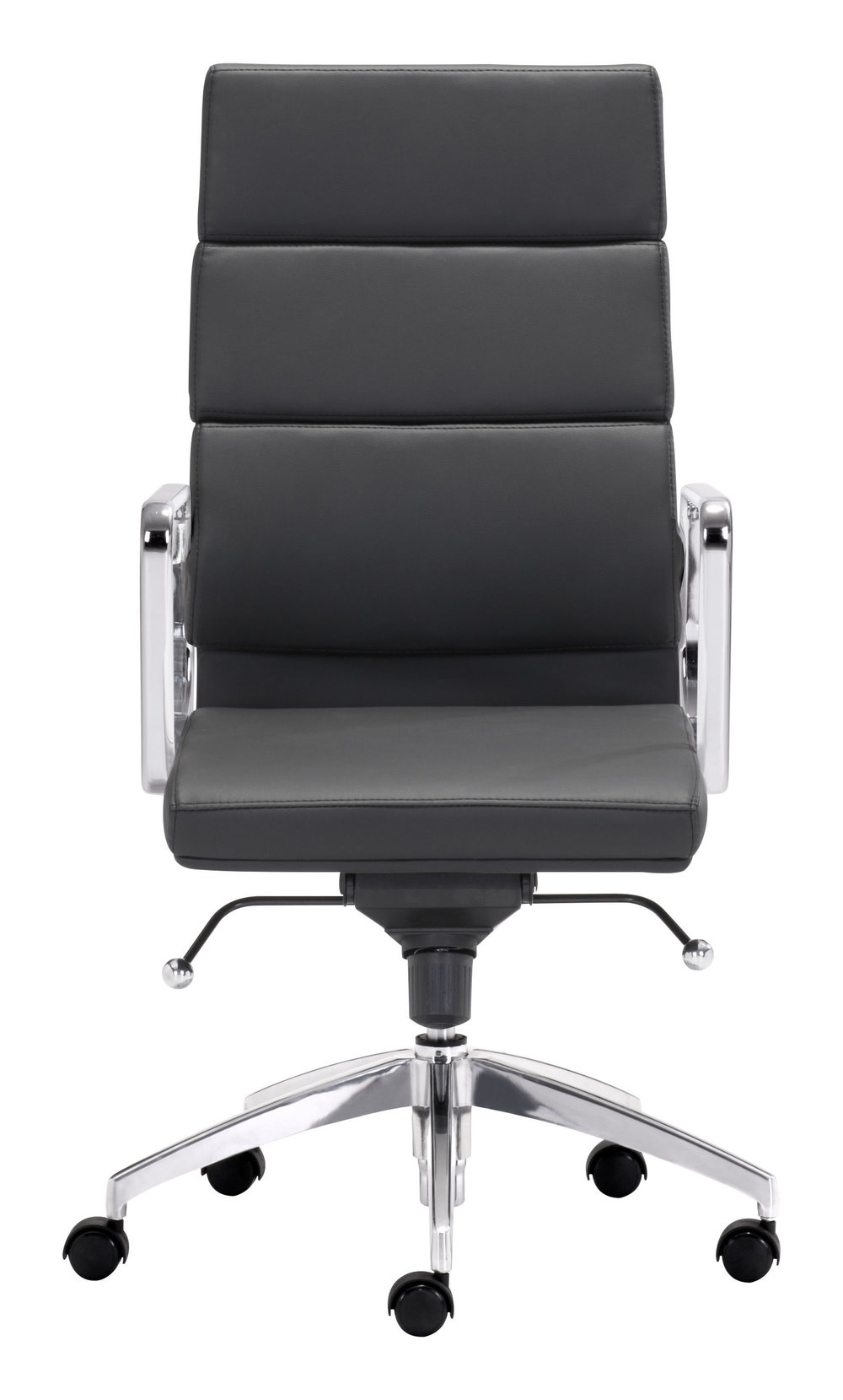 Zuo Modern Contemporary - Engineer High Back Office Chair Black
