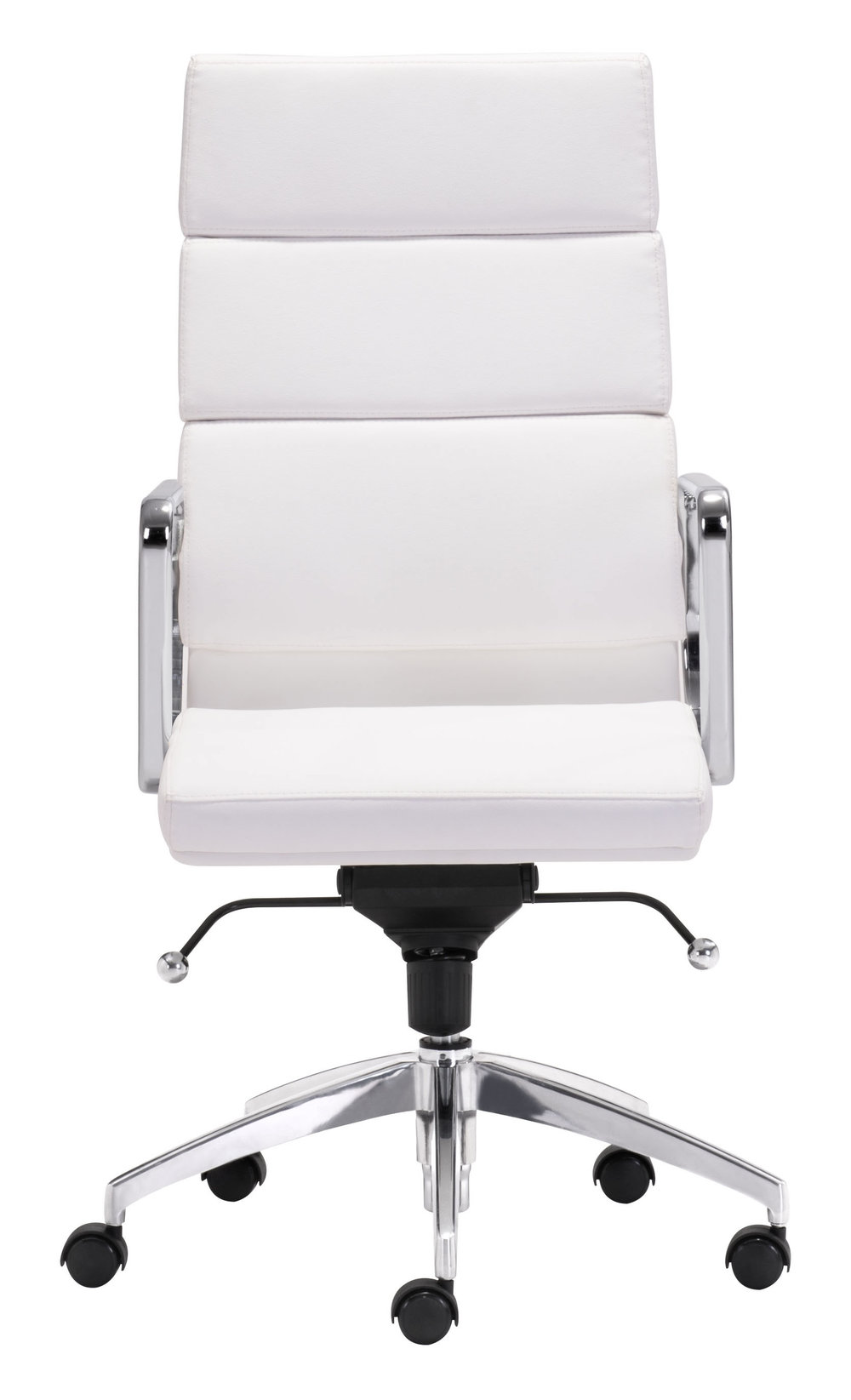 Zuo Modern Contemporary - Engineer High Back Office Chair White