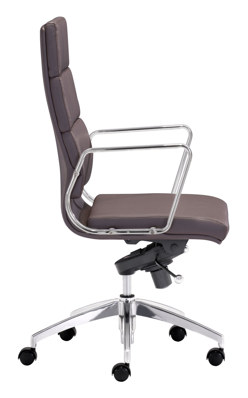 Zuo Modern Contemporary - Engineer High Back Office Chair Espresso