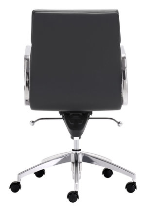 Thumbnail of Zuo Modern Contemporary - Engineer Low Back Office Chair Black