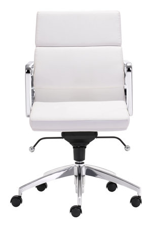 Thumbnail of Zuo Modern Contemporary - Engineer Low Back Office Chair White