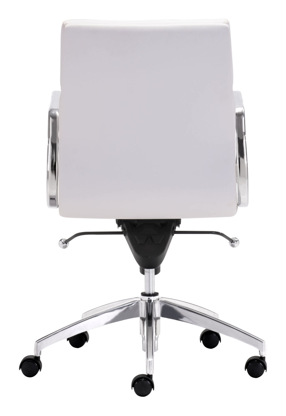 Zuo Modern Contemporary - Engineer Low Back Office Chair White