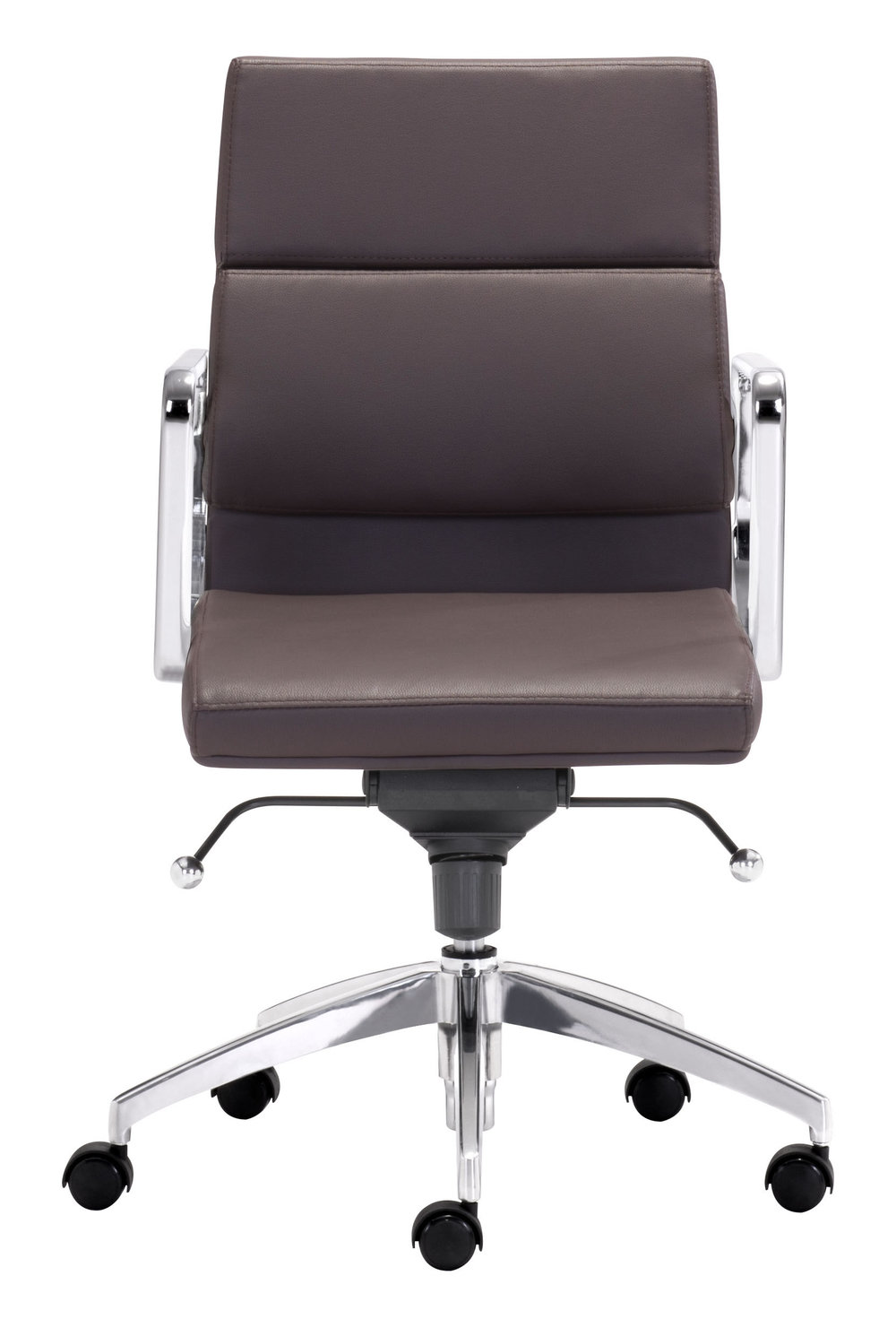 Zuo Modern Contemporary - Engineer Low Back Office Chair Espresso