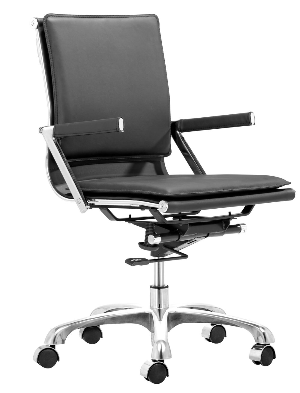 Zuo Modern Contemporary - Lider Plus Office Chair Black