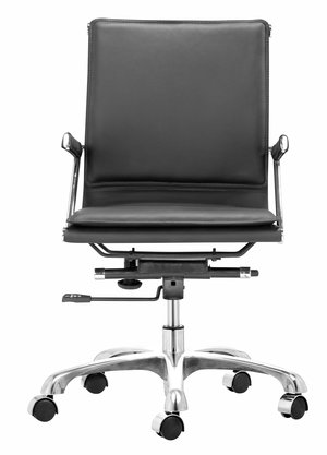 Thumbnail of Zuo Modern Contemporary - Lider Plus Office Chair Black