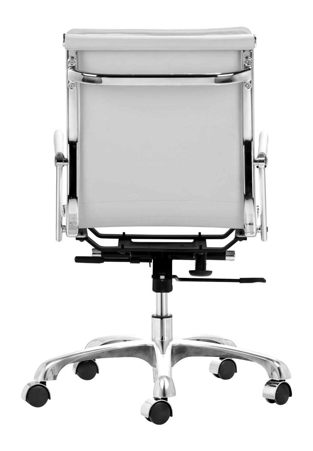Zuo Modern Contemporary - Lider Plus Office Chair White