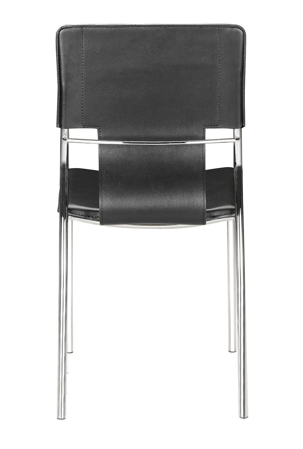 Zuo Modern Contemporary - Trafico Dining Chair - Set of 4 - Black