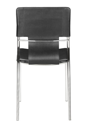 Thumbnail of Zuo Modern Contemporary - Trafico Dining Chair - Set of 4 - Black