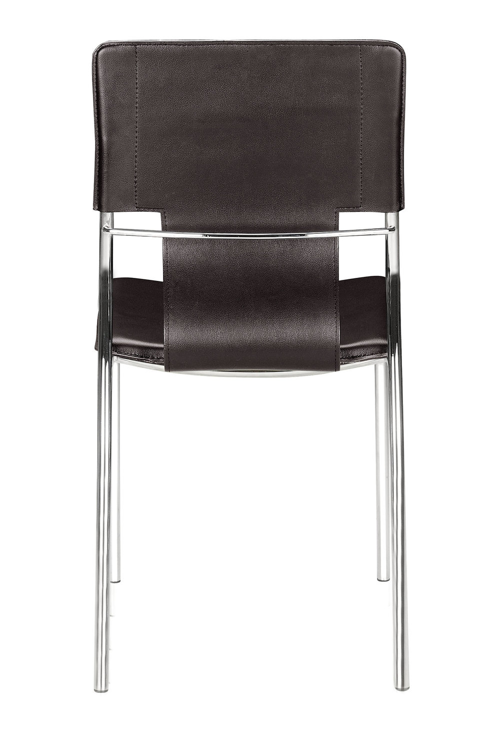 Zuo Modern Contemporary - Trafico Dining Chair - Set of 4 - Espresso