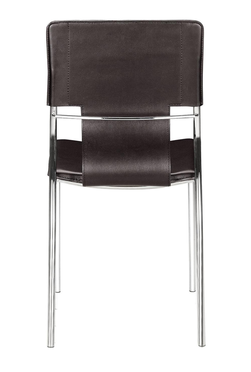 ZUO MODERN CONTEMPORARY, INC - Trafico Dining Chair - Set of 4 - Espresso