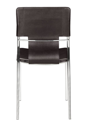 Thumbnail of ZUO MODERN CONTEMPORARY, INC - Trafico Dining Chair - Set of 4 - Espresso