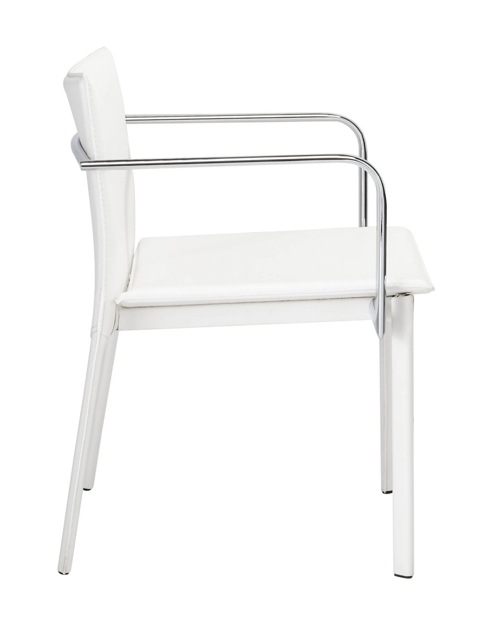 Zuo Modern Contemporary - Gekko Conference Chair, Set/2, White