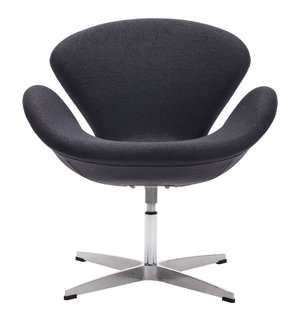 Thumbnail of Zuo Modern Contemporary - Pori Occasional Chair Gray