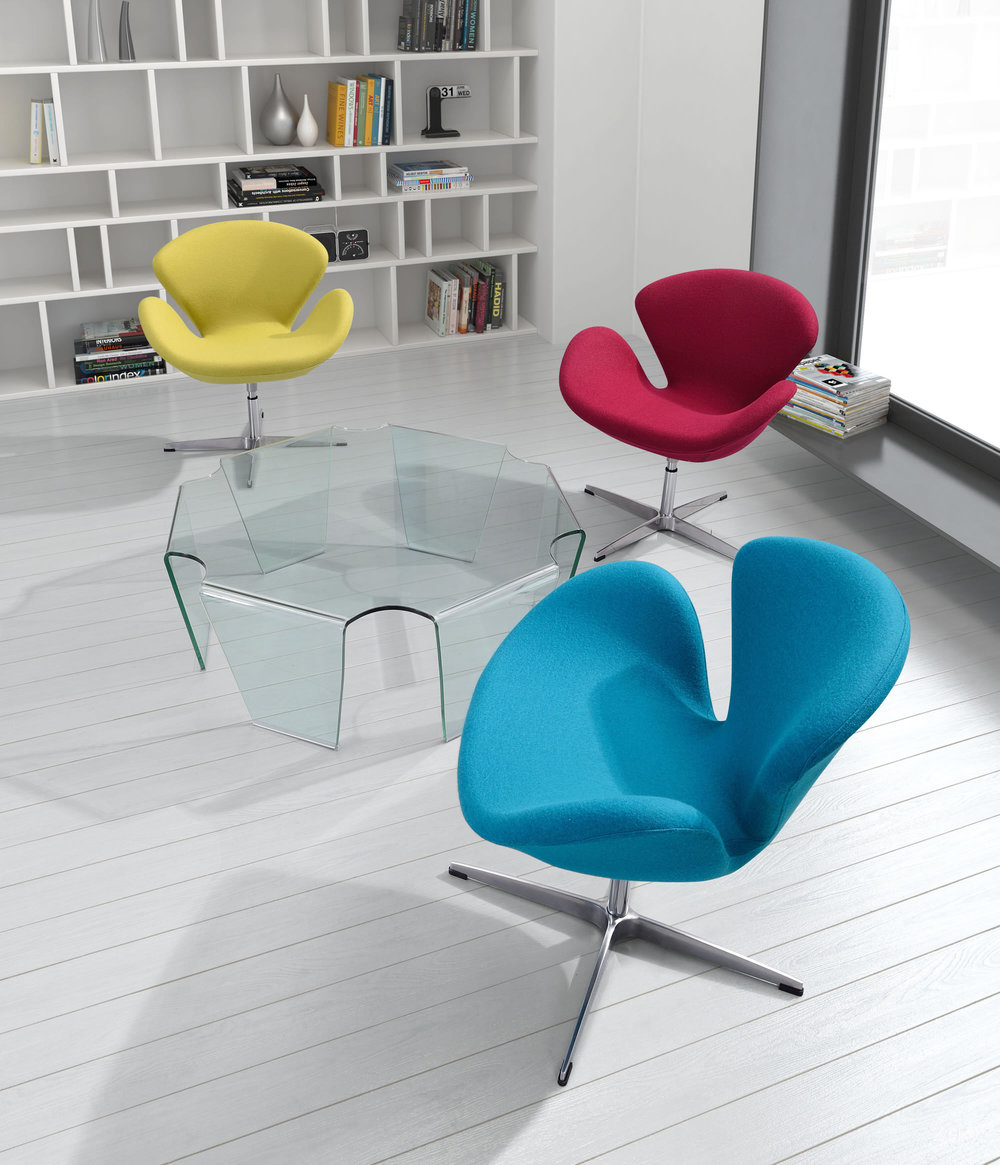 ZUO MODERN CONTEMPORARY, INC - Pori Occasional Chair Blue
