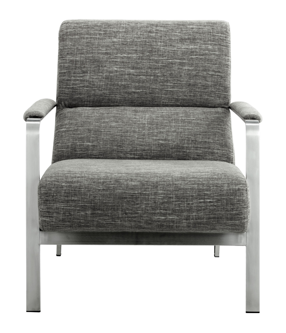Zuo Modern Contemporary - Jonkoping Arm Chair Wheat