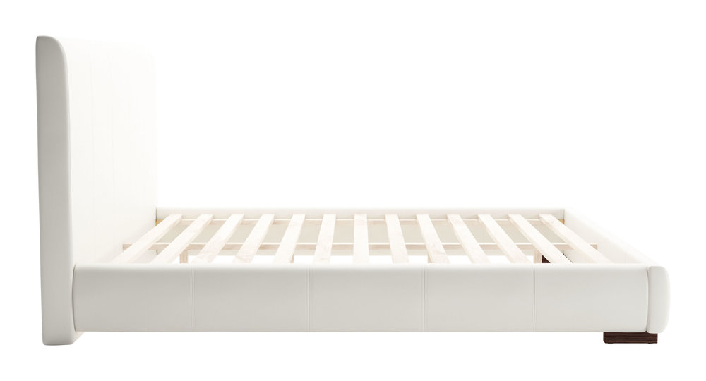Zuo Modern Contemporary - Amelie King Bed White
