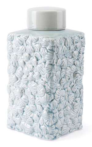 Thumbnail of Zuo Modern Contemporary - Large Shells Covered Jar Blue