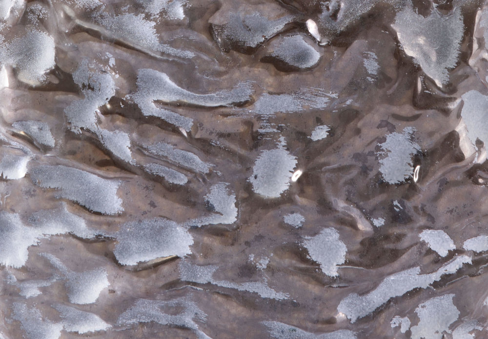 ZUO MODERN CONTEMPORARY, INC - Small Stones Vase Metallic Brown & White