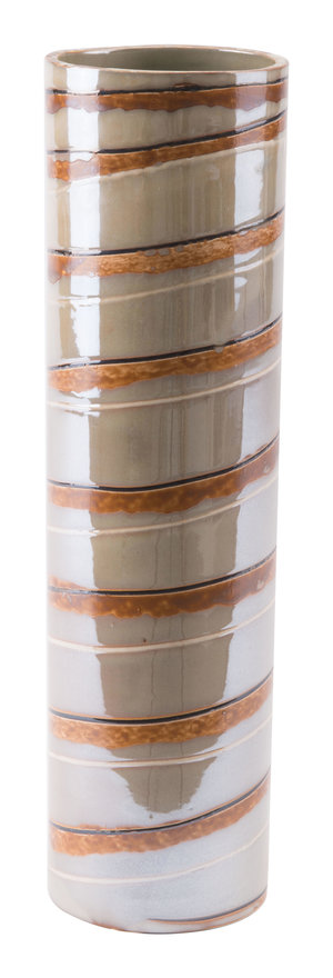 Thumbnail of Zuo Modern Contemporary - Large Lined Vase Brown