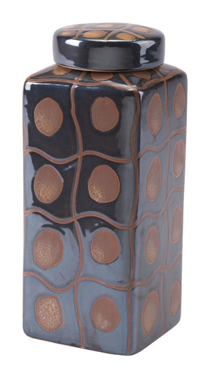 Thumbnail of ZUO MODERN CONTEMPORARY, INC - Inca Medium Covered Jar