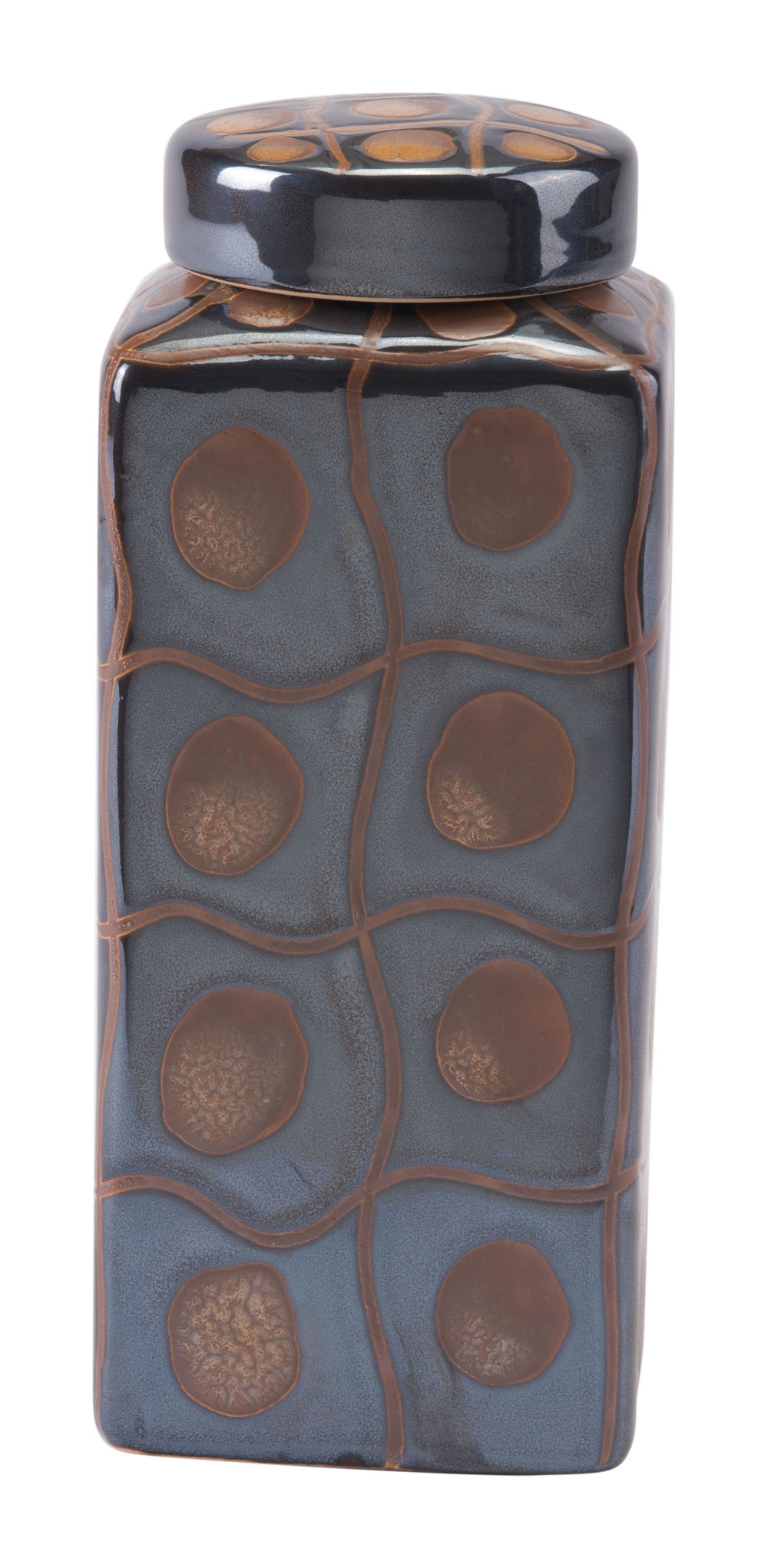 Zuo Modern Contemporary - Inca Medium Covered Jar