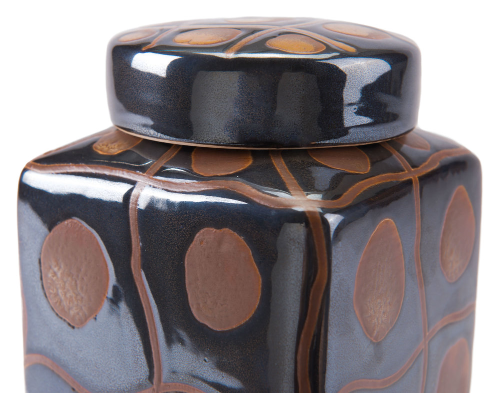 ZUO MODERN CONTEMPORARY, INC - Inca Medium Covered Jar