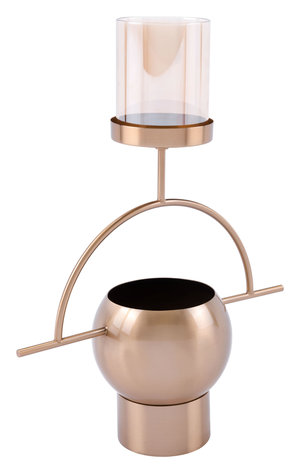 Thumbnail of ZUO MODERN CONTEMPORARY, INC - Candle Holder Antique Brass