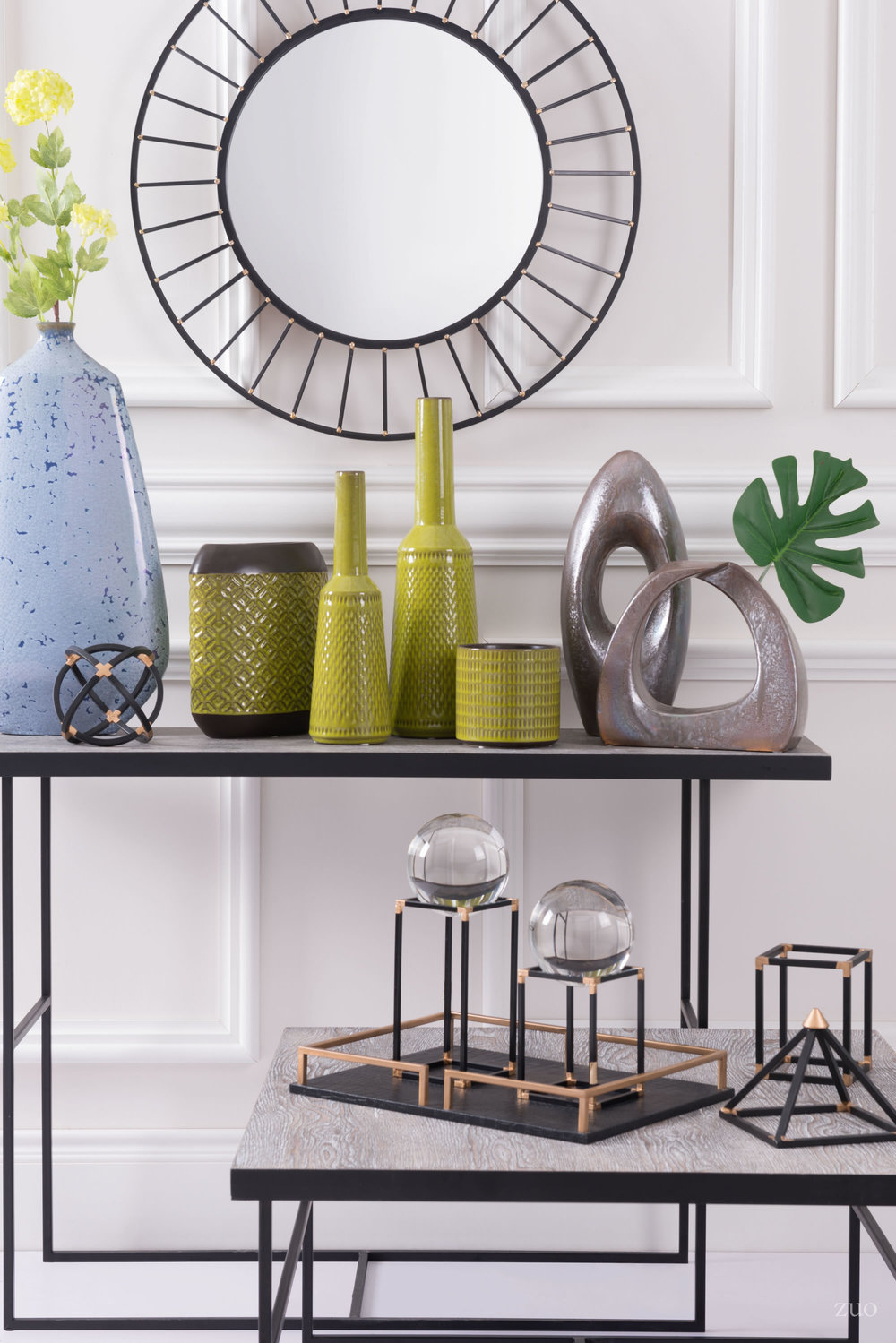 Zuo Modern Contemporary - Large Bottle Olive Green