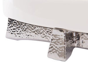Thumbnail of ZUO MODERN CONTEMPORARY, INC - Small Queen Bowl White & Silver
