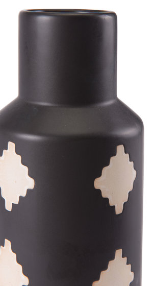 Thumbnail of Zuo Modern Contemporary - Large Pampa Bottle Black & Beige
