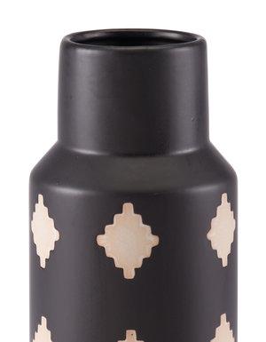 Thumbnail of Zuo Modern Contemporary - Medium Pampa Bottle Black & Beige