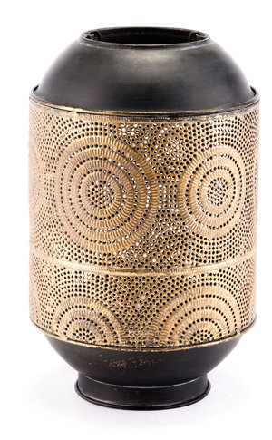 Thumbnail of Zuo Modern Contemporary - Small Espiral Candle Holder Antique Gold
