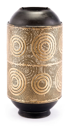 Thumbnail of ZUO MODERN CONTEMPORARY, INC - Large Espiral Candle Holder Antique Gold