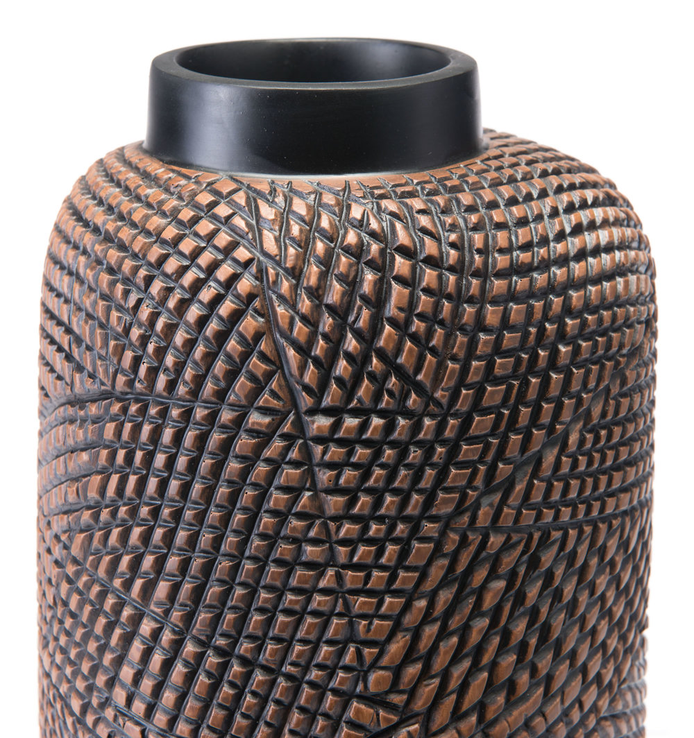 Zuo Modern Contemporary - Large Cuadra Vase Brown