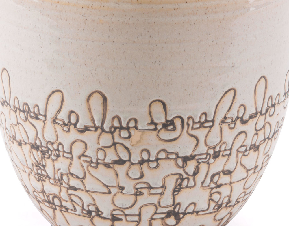 ZUO MODERN CONTEMPORARY, INC - Large Estero Vase White