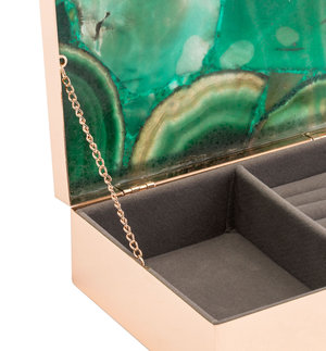 Thumbnail of ZUO MODERN CONTEMPORARY, INC - Large Stone Box Green
