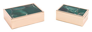 Thumbnail of Zuo Modern Contemporary - Large Stone Box Green